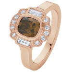 Messina Rose Gold I