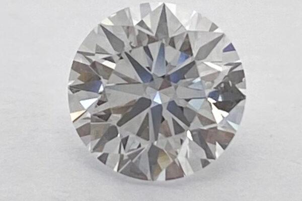 0.77 Carat Round Diamond