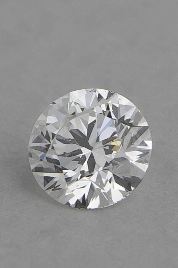 0.58 Carat Round Diamond