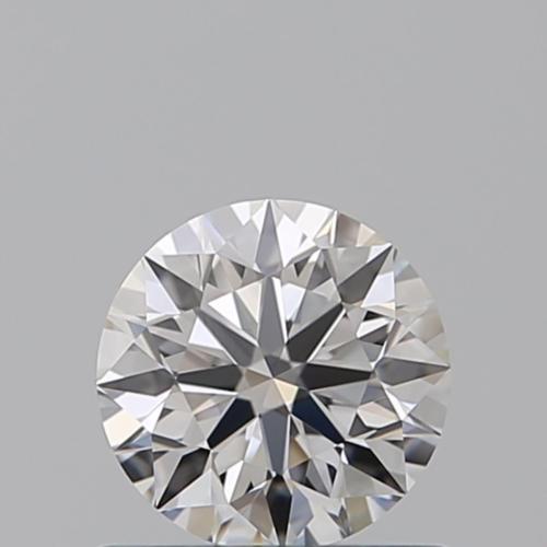 0.65 Carat Round Diamond