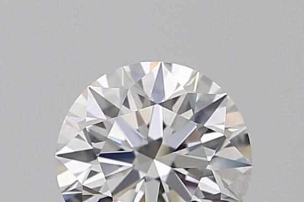 0.73 Carat Round Diamond