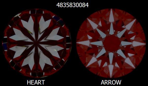 0.8 Carat Round Diamond