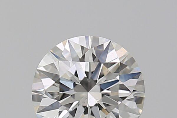0.83 Carat Round Diamond