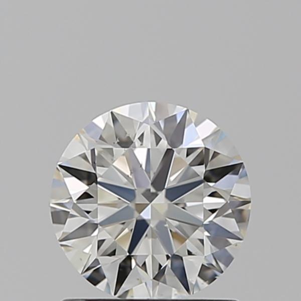 0.91 Carat Round Diamond