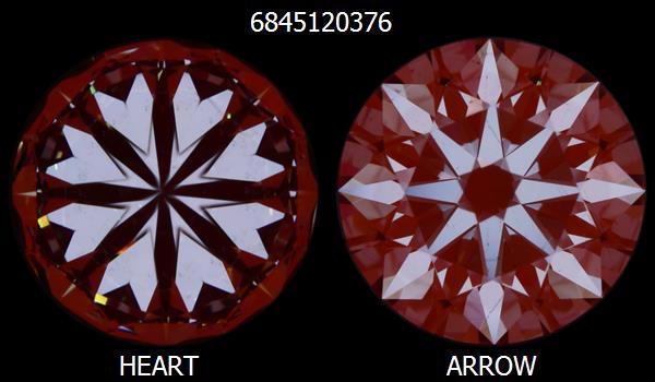 0.85 Carat Round Diamond