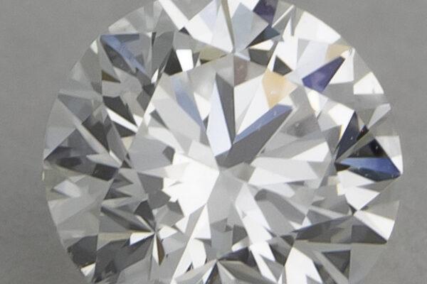 0.84 Carat Round Diamond