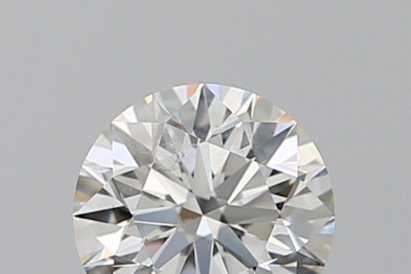 0.81 Carat Round Diamond
