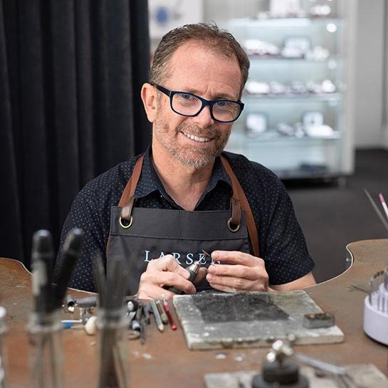 Ben - Jewellery Designer