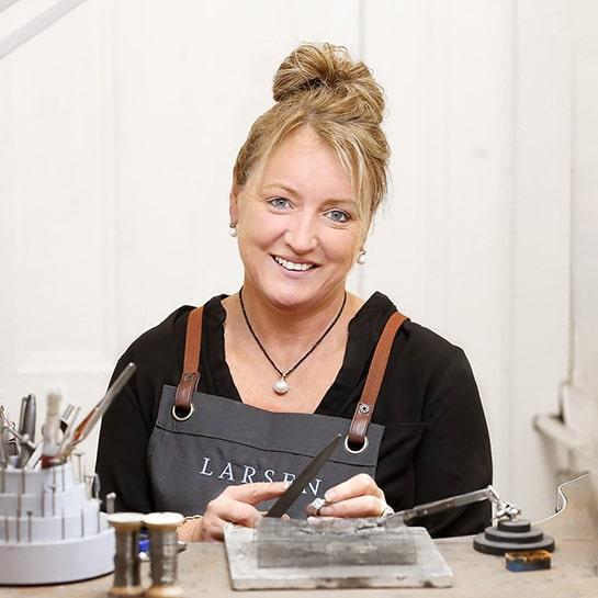Natalie - Jewellery Designer