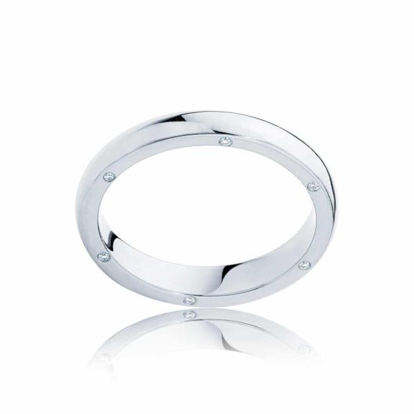 Womens Platinum Wedding Ring|Astoria