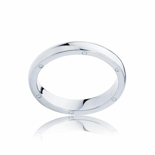 Womens White Gold Wedding Ring|Astoria