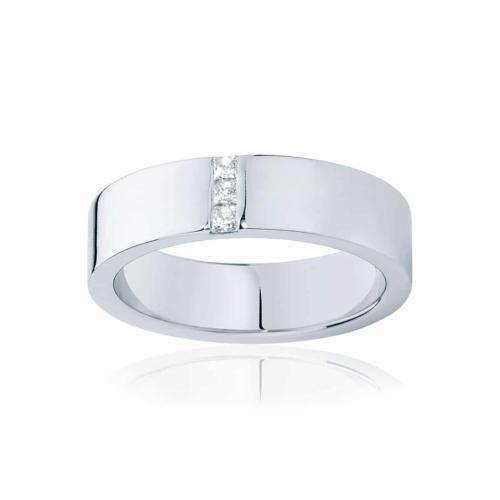 Mens Platinum Wedding Ring Duxton