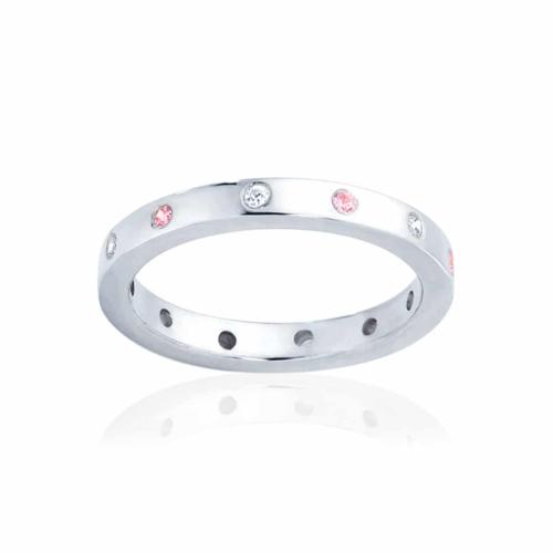 Womens Platinum Wedding Ring Sakura
