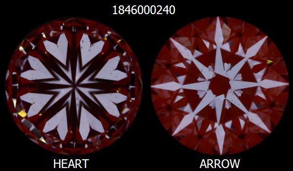 0.61 Carat Round Diamond
