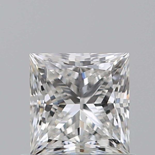 0.9 Carat Princess Diamond