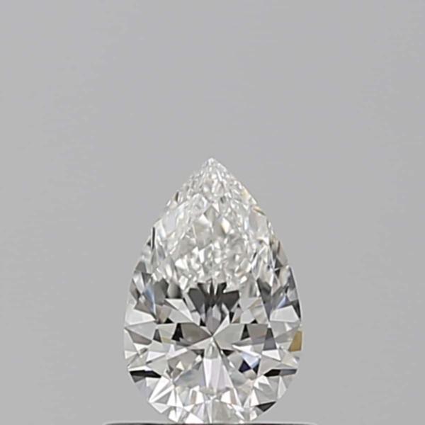 0.52 Carat Pear Diamond