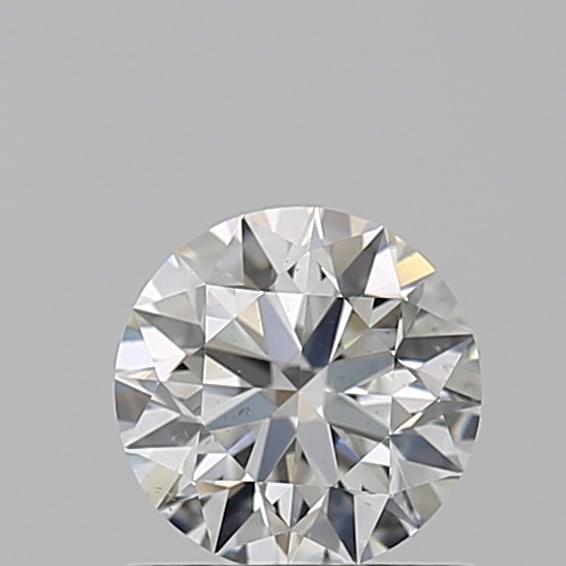 0.64 Carat Round Diamond