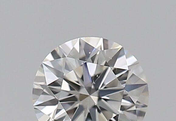 0.36 Carat Round Diamond