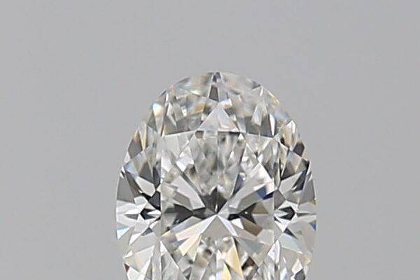 0.90 Carat Oval Diamond