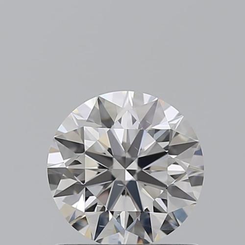 0.88 Carat Round Diamond