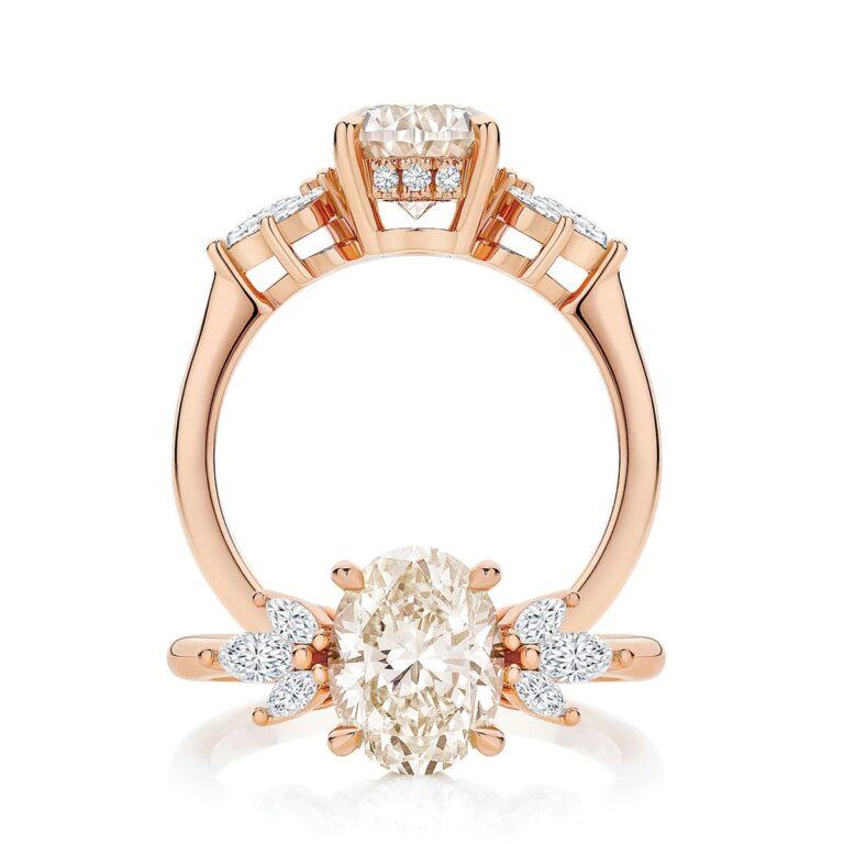 Lyra – The Bachelor Engagement Ring 2021